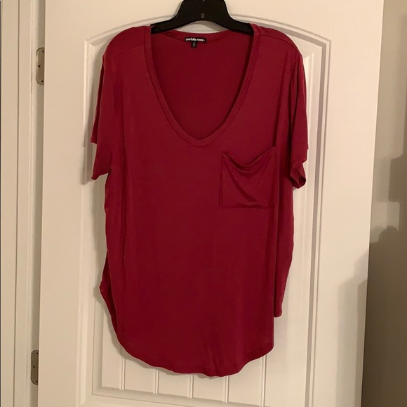 07b8f1fd63bb6 Charlotte Russe Tops | Plus Size Slouchy Tshirt | Poshmark